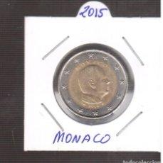 Euros - EUROPA 2 EURO DE MONACO 2015 LA QUE VES - 167810564