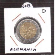 Euros - EUROPA 2 EUROS DE ALEMANIA D 2013 LA QUE VES - 167858948