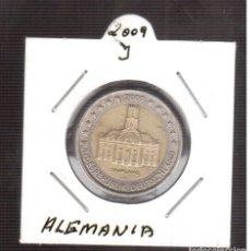 Euros - EUROPA 2 EUROS DE ALEMANIA J 2009 LA QUE VES - 167859336