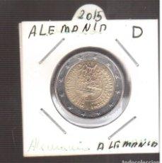 Euros - EUROPA 2 EUROS DE ALEMANIA 2015 D LA QUE VES - 167964600