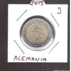 Euros - EUROPA 2 EUROS DE ALEMANIA 2015 J LA QUE VES - 167964876