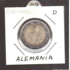 Euros - EUROPA 2 EUROS DE ALEMANIA 2015 D LA QUE VES - 167965140