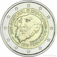 Euros: 2 EUROS PORTUGAL 2019 MAGALLANES. Lote 178965708