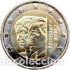 Euros: LUXEMBURGO 2009. 2 EUROS. GRAN DUQUE ENRIQUE Y GRAN DUQUESA CARLOTA. S/C. Lote 213968228