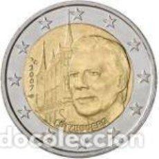Euros: LUXEMBURGO 2007. 2 EUROS. PALACIO GRAN DUCAL. SIN CIRCULAR. Lote 195436295