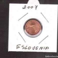 Euros: EUROPA 1 CENTIMOS DE EUROS DE ESLOVENIA 2007 LA QUE VES . Lote 168620880