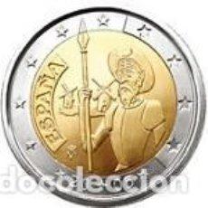 Euros: ESPAÑA 2005 2 EUROS. MIGUEL DE CERVANTES. S/C. Lote 168711708