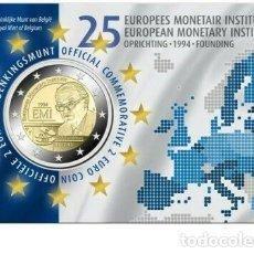 Euros: BELGICA 2019 2€ INSTITUTO MONETARIO. Lote 185759541