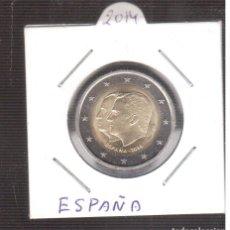 Euros - EUROS DE EUROPA ESPAÑA 2 € DE 2014 la que ves - 169327740