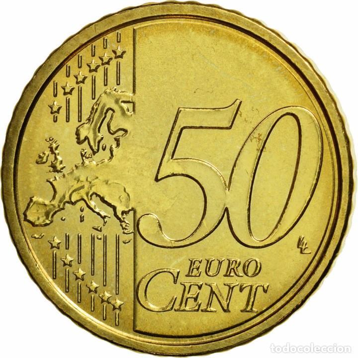 Euros: Vaticano 50 Euro Cent - Papa Francisco - 2014 Km 460 SC UNC - Foto 2 - 182061882