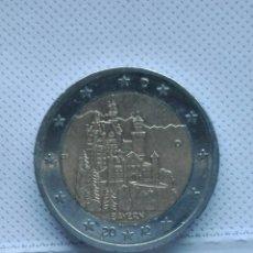 Euros: ALEMANIA 2 EURO 2012. CONM BAYERN CECA D. Lote 170977502