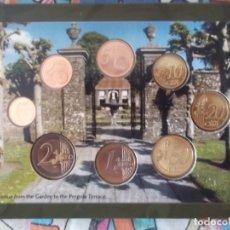 Euros: CARTERA EUROS IRLANDA -- EIRE AÑO 2005 SIN CIRCULAR MIRAR FOTOS. Lote 171002737