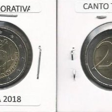 Euros: AUSTRIA 2018 CONMEMORATIVA - SC. Lote 171161650