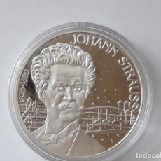 Euros: 25 ECUS DE PLATA..1995 AUSTRIA .PESO 24,20G PROOF. . Lote 171676733