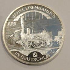 Euros: MONEDA 10€ DE PLATA 2010. CECA MUNICH . VER FOTO. Lote 171684008