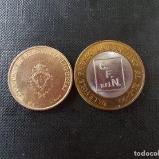 Euros: 2 MONEDAS DE ECU ITALIA 1 EURO Y 50 CENT. Lote 172781150