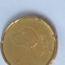 Euros: **MONEDA DE, --- 20 CTMOS. DE EURO SIN ESTRELLAS!!! (DEFECTO DE ACUÑACIÓN)--- AÑO 2010**. Lote 173054423