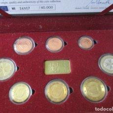 Euros: MALTA. SERIE PROOF EUROS 2008. Lote 175592113