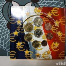 Euros: CARTERA OFICIAL EUROS FRANCIA 2004. Lote 175634599