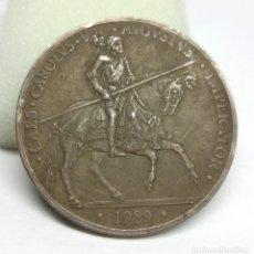 Euros: MONEDA DE PLATA - 5 ECU DE 1989 . Lote 176672065