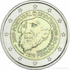 Euros: PORTUGAL 2019 2€ MAGALLANES. Lote 176672297