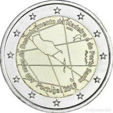 Euros: PORTUGAL 2 EUROS 2019 600 AÑOS DEL DESCUBRIMIENTO DE LA ISLA DE MADEIRA. Lote 177261739