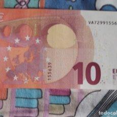 Euros: BILLETE DE 10 EUROS SIN CIRCULAR. Lote 177119912