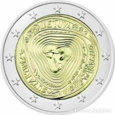 Euros: 2 EUROS LITUANIA 2019 SUTARTINES. Lote 178111807