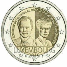 Euros: 2 EUROS LUXEMBURGO 2019 CARLOTA. Lote 178111958