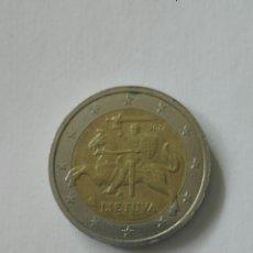 Euros: MONEDA LITUANIA 2 EURO AÑO 2017.. Lote 178356066