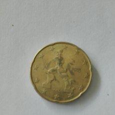 Euros: MONEDA ITALIA 20 CENTIMOS EURO 2018. Lote 178357650