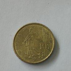Euros: MONEDA FRANCIA 10 CENTIMOS EURO 2015. Lote 178357851