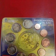 Euros: 2012 ESPAÑA SET FNMT EUROS 2642. Lote 179538132
