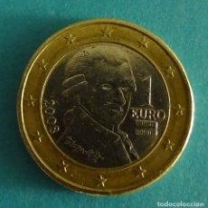 Euros: AUSTRIA 1EURO 2008. Lote 180015045
