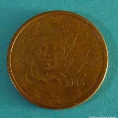 Euros: FRANCIA 5 CÉNTIMOS DE EURO 2008. Lote 180016095