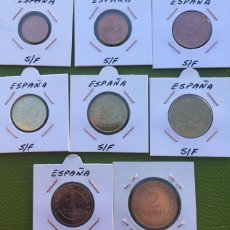 Euros: SERIE EUROS EN PRUEBA.CHURRIANA.8 VALORES.. Lote 180176703