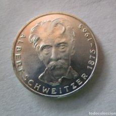 Euros: ALEMANIA . 5 MARCOS DE PLATA DEL AÑO 1975 . TOTALMENTE SIN CIRCULAR. Lote 181991265