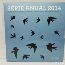 Euros: PORTUGAL 2014 CARTERA OFICIAL BNC - 8 VALORES -. Lote 183261341