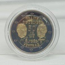 Euros: ALEMANIA 2 EUROS 2013 PROOF - CONM. TRATADO DEL ELYSEO. Lote 183298693