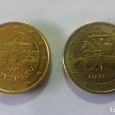 Euros: LOTE DE MONEDAS EUROPEAS. Lote 183325982