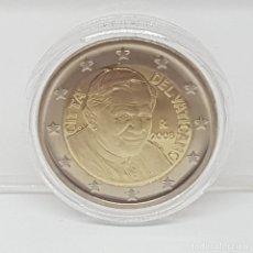 Euros: VATICANO 2 EUROS 2008 PROOF. Lote 183409443