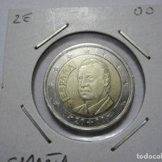Euros: MONEDA DE 2 EUROS DE ESPAÑA 2000. Lote 183429178