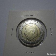 Euros: MONEDA DE 2 EUROS DE BÉLGICA 2003 SC. Lote 183429860
