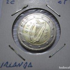 Euros: MONEDA DE 2 EUROS DE IRLANDA 2005 SC. Lote 183429985