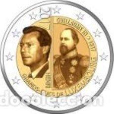 Euros: LUXEMBURGO 2017 2 EUROS. 200º ANIVERSARIO DEL NACIMIENTO DEL GRAN DUQUE GUILLERMO III. Lote 184201858