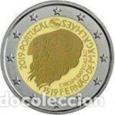 Euros: PORTUGAL 2019 2 EUROS. 500 AÑOS DE LA CIRCUNNAVEGACIÓN DE MAGALLANES. S/C. Lote 184204762