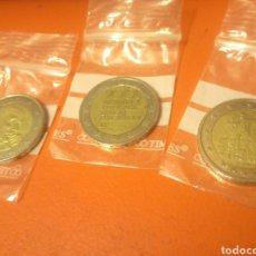 Euros: LOTE 5 MONEDAS 2€ CONMEMORATIVAS. Lote 184657111