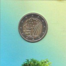 Euros: MALTA 2019. COINCARD DE 2 EUROS DEDICADOS A LA NATURALEZA Y MEDIO AMBIENTE . Lote 184682432