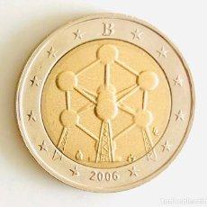 Euros: 2 EUROS SERIE LIMITADA ATOMIUN BÉLGICA 2006. Lote 209026636