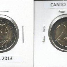 Euros: ESPAÑA 2013 - 2 EURO - CANTO TIPO B - SC. Lote 186189563